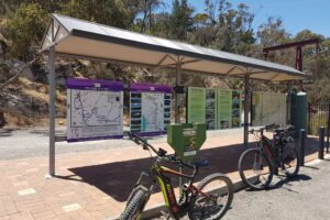 Lavender Cycling Trail Website Launched Today
