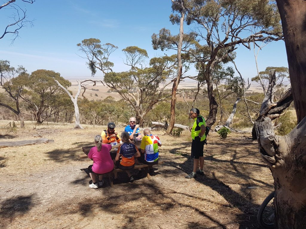 Lavender Cycling Trail (M2C) - Clare to Watervale Spring Gully Conservation Park