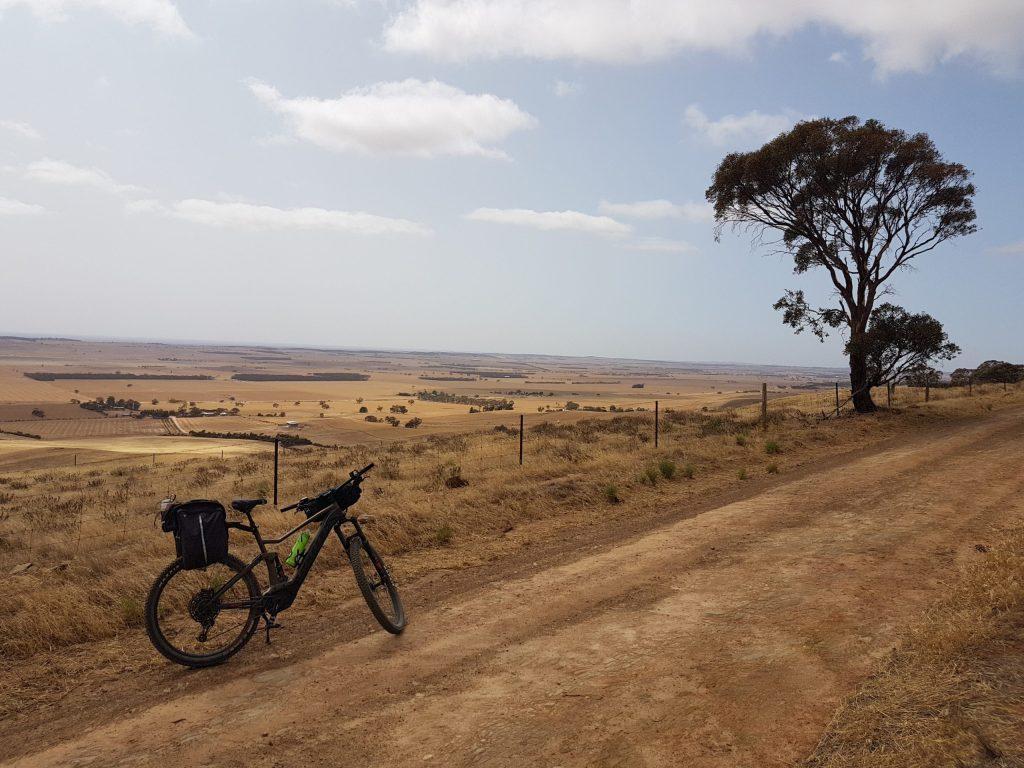Lavender Cycling Trail (M2C) - Waterloo to Eudunda - M2C Ride Day 2