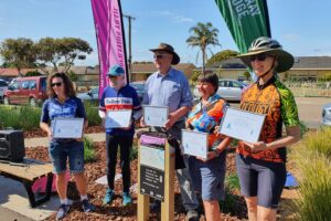 M2C Trail Builders Acknowledged For Work